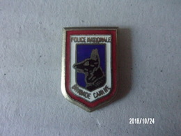 Police Nationale - Brigade Canine (1.8 X 1.2 Cm) - Politie