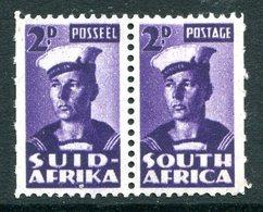 South Africa 1942-44 War Effort - Bantams - 2d Sailor - Unit HM (SG 100) - South Africa (...-1961)