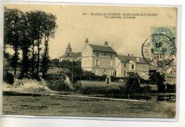 49-15 ST SAINT HILAIRE ST SAINT FLORENT Maisons  ( Neuves ? )  Pres Du Lavoir 1907  Timbrée   /D3E-2014 - Autres Communes