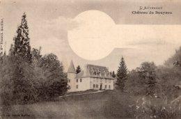 S891 - Cpa 15   Château De Bouysou - Non Classés