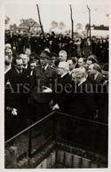 Postcard / ROYALTY / Belgique / België / Koning Leopold III / Roi Leopold III / Spiere / Espierres / 18 Mei 1937 - Spiere-Helkijn