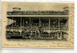 64-05 PAU Hippodrome Tribune Jour De Course De Chevaux Hippisme 1904 Dos Non Divisé  /D3E-2014 - Pau