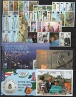 Man 1997 Annata Completa / Complete Year Set  **/MNH VF - Isola Di Man