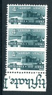 South Africa 1942-44 War Effort - Bantams - 4d Heavy Gun - Unit MNH (SG 103) - South Africa (...-1961)