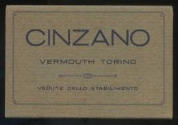 Santa Vittoria D'Alba. *Cinzano. Vermouth Torino...* Lote 11 Diferentes. Nuevas. - Otras Ciudades