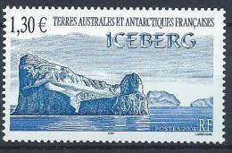 TAAF Neuf N° 387 De 2004 Iceberg - Terres Australes Et Antarctiques Françaises (TAAF)