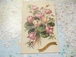 Bouquet De Roses  Avec Ajout De Matière Brillante - Saint-Catherine's Day