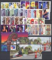 Man 1998 Annata Completa / Complete Year Set  **/MNH VF - Isola Di Man