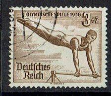 DR 1936 // Mi. 609 O (030..015) - Deutschland