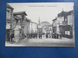 Cpa 44 LA BOUGUENAIS LES COUETS - Bouguenais