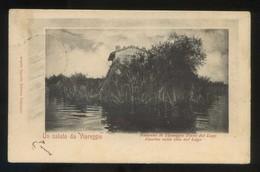 Viareggio. *Un Saluto Da Viareggio...* Ed. Angelo Tonelli. Circulada 1903. - Viareggio