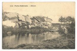 Putte Sabroeck Rédoute Oude Postkaart CPA - Putte