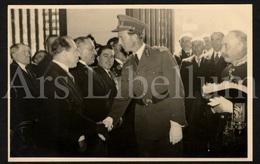 Postcard / ROYALTY / Belgique / België / Roi Leopold III / Koning Leopold III / Charleroi / 23 Mai 1937 - Charleroi