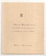 OLONZAC 1882 NAISSANCE   B384 - Naissance & Baptême