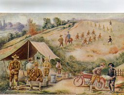 MILITARIA(MITRAILLEUR) MOTO - War 1914-18