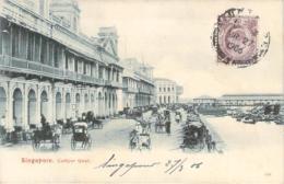 Singapour - Singapore - Collyer Quai - Singapour