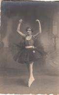 Danseuse  Carte Photo - Danse