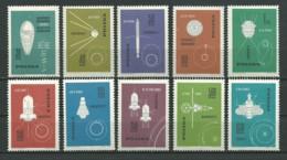 POLOGNE: **, N°YT 1302 à 1311, Série, TB - 1944-.... Republik