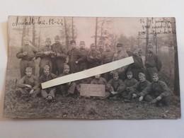 1922 Neustadt Ruhr Aviation Occupation 13EME Régiment Aviation Mecaniciens 7 Eme Escadrille  Carte Photo Ww1 1914/1918 - War, Military