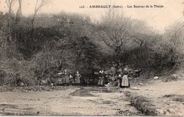 Ambrault  -  Les Sources De La Théols  - - Other Municipalities