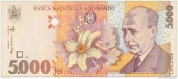 ROMANIA 5000 LEI -UNC - Romania