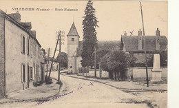 °°°  89   VILLECIEN           °°°  ///  REF OCT.18  N° 7543 - France