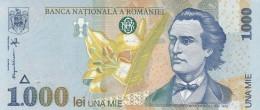 ROMANIA 1000 LEI -UNC - Romania