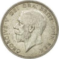 Monnaie, Grande-Bretagne, George V, Florin, Two Shillings, 1930, SUP, Argent - 1902-1971 : Monnaies Post-Victoriennes