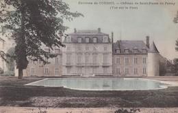 SAINT-PIERRE DU PERRAY - Le Château - France
