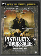 Pistolets Pour Un Massacre Dvd - Western/ Cowboy