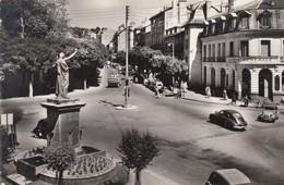 AURILLAC: Rond-Point Des Droits De L'Homme - Aurillac