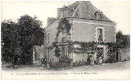 86 Place De CHIRE-en-MONTREUIL - Vue De La Maison Proux - France