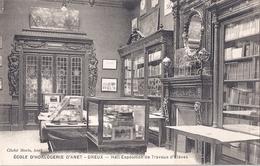 CPA DREUX -école D'horlogerie D'anet - Dreux