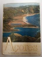 AÇORES - MONOGRAFIAS -  (Autor: Francisco Carreiro Da Costa - 1969) - Books, Magazines, Comics