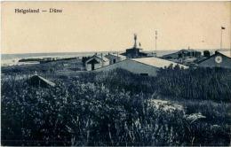 Helgoland - Düne - Helgoland