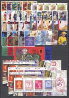 Man 2001 Annata Completa / Complete Year Set  **/MNH VF - Isola Di Man