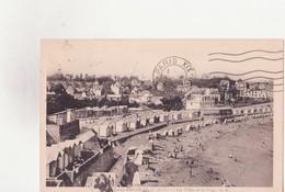 CPA -  1. ST QUAY PORTRIEUX Les Villas Et La Plage - Saint-Quay-Portrieux