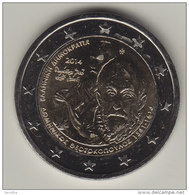 @Y@   2 Euro Com . 2014  UNC      Giekenland   ( 20142) - Grèce