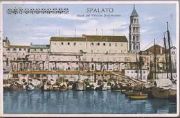 Spalato - Mura Del Palazzo Diocleziano - HP1071 - Kroatien
