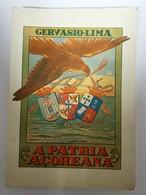 AÇORES -  « A Pátria Açoreana »  (Autor: Gevasio Lima  - 1928 ) - Livres Anciens