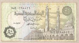 Egitto - Banconota Circolata Da 50 Piastre P-62e.4 - 2000 - Egitto