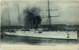 Marseille - M.M. Australien - Dampfer