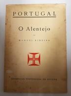 ALENTEJO - MONOGRAFIAS - «O Alentejo» (Autor: Manuel Ribeiro - 1929 ) - Livres, BD, Revues