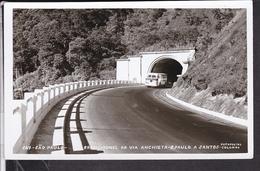Brasilien Sao Paulo Tunel Da Via Anchieta - São Paulo