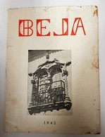 BEJA - MONOGRAFIAS - «O Concelho De Cuba» (Camara Municipal De Beja - 1943 ) - Livres Anciens