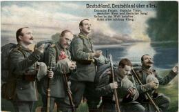 Deutschland Deutschland über Alles - Militaria