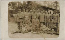 Deutsche Soldaten - Feldpost - War 1914-18
