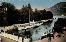 Lac D Annecy - Le Port - Annecy