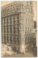 LEUVEN Stadhuis Ca1910 - Geanimeerd - Mooi! - Leuven