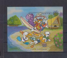 R169. Palau - MNH - Cartoons - Disney's - Cartoon Characters - Donald - Disney